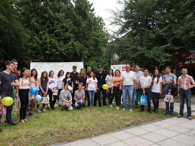 Квест «17 Цілей сталого розвитку ООН» відбувся  в Ужгороді