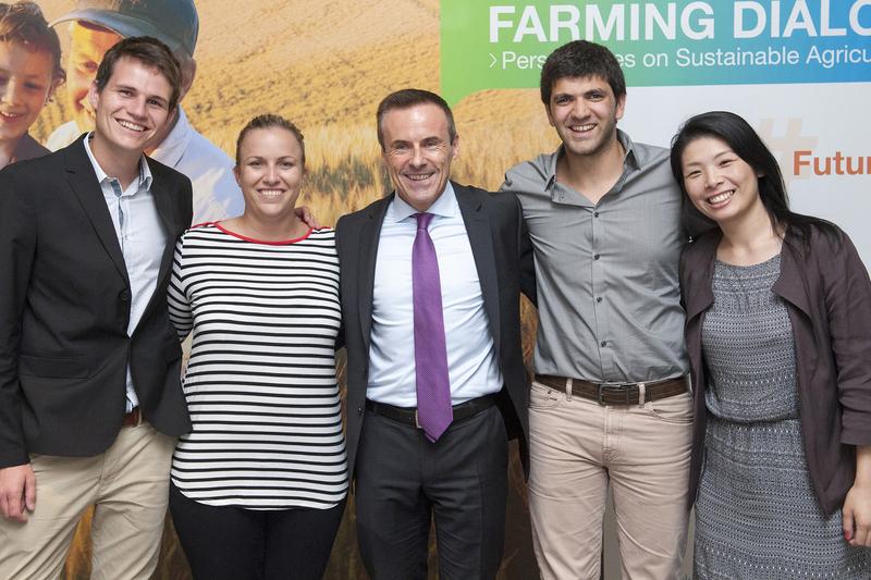 100 лідерів з різних країн допоможуть у вирішенні глобальної продовольчої кризи