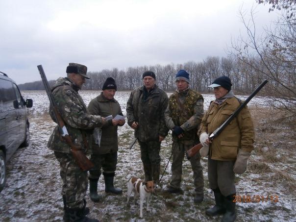 Відбувся екологічний рейд  до завершення сезону полювання