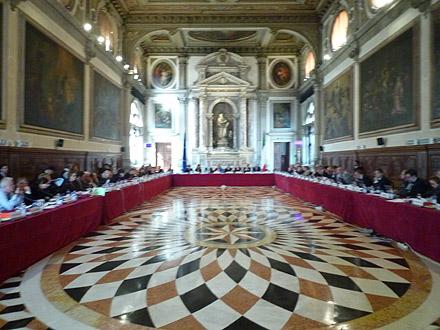Венеціанській комісії представили законопроект про внесення змін до Конституції України у частині децентралізації