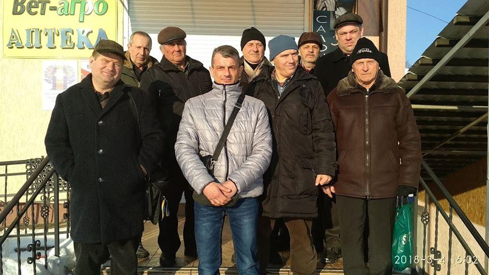Ладижинська громадська рада   спланувала свою діяльність на 2018 рік