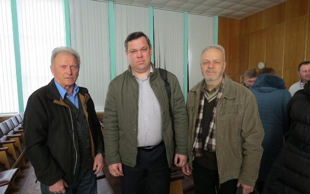 Більшість  пропозицій  Ладижинської громадської ради  по реконструкції золошлаковідвалу було враховано