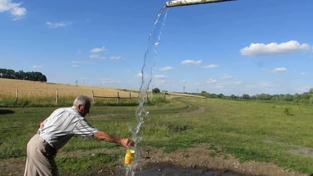 Проблема малих річок: Громадськість Ладижина і Четвертинівки взяла під охорону  «четвертинівське джерело»
