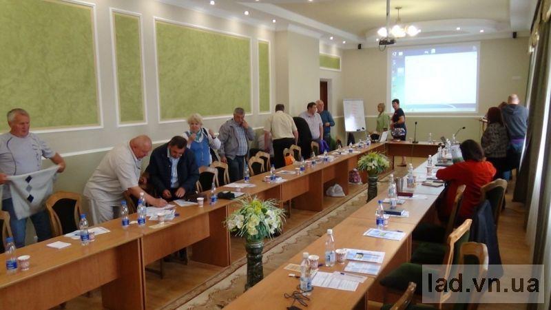 Громадськість Ладижина взяла участь у виїзних семінарах з сільських практик на Західній Україні
