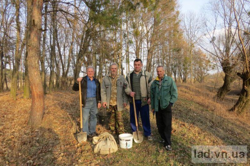 В Ладижині відзначили Міжнародний  день лісів висадкою дерев (фото та відео)