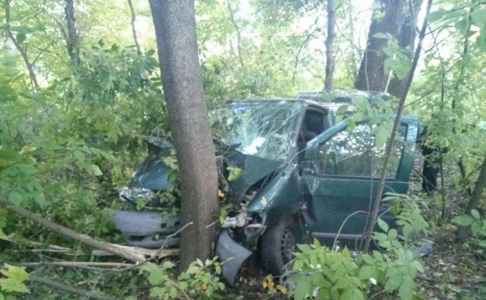 Біля Козятина ладижинець потрапив в аварію