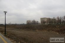 Площа озеленення дендропарку в Ладижині збільшиться