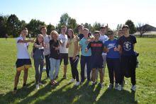 Міжнародний день студентського спорту відсвяткували в Ладижинському коледжі