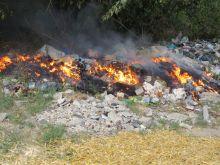 Правопорушнки  відбуватимуть громадські роботи на кладовищах та стихійних сміттєзвалищах