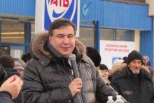 На зустріч з Михайлом Саакашвілі прийшло до півтисячі ладижинців