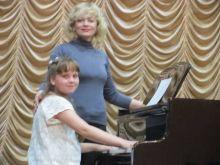 Учениця музичної школи здобула перше місце на всеукраїнському конкурсі