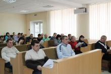 Депутати та міський голова   провалили  створення Ладижинської  об'єднаної територіальної громади (відео)