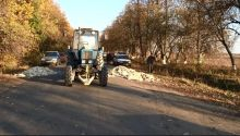На Украине люди бунтуют против строительства курятников